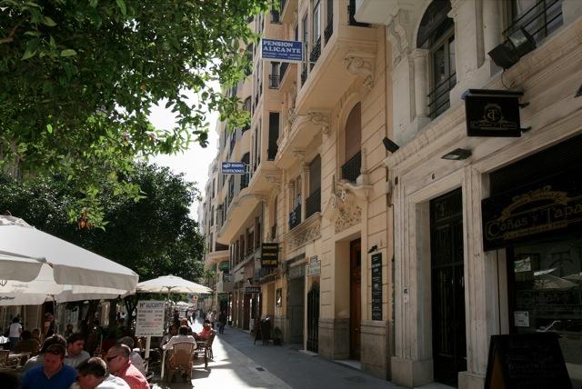 hostals en valencia: