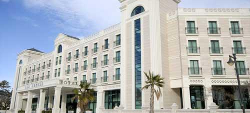Balneario las arenas en hoteles valencia malvarrosa - Hoteles en la playa de la malvarrosa ...