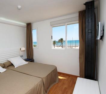 Hotel miramar en hoteles valencia malvarrosa - Hoteles en la playa de la malvarrosa ...