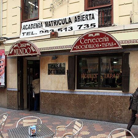 Casa mundo en restaurantes valencia centro - Restaurante casa de valencia ...