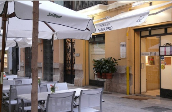 valencia casa navarro: