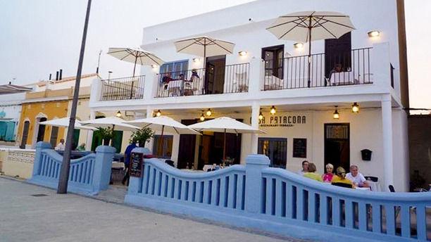 Restaurante casa patacona en restaurantes valencia alboraya - Restaurante casa de valencia ...
