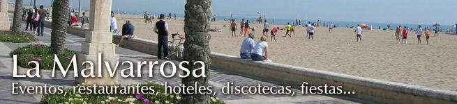 Zona malvarrosa en valencia - Hoteles en la playa de la malvarrosa ...